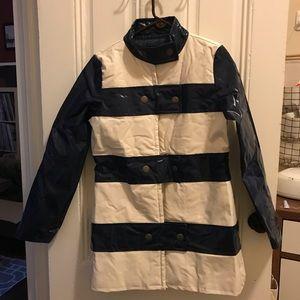 Marc Jacobs vinyl raincoat
